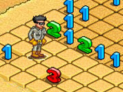 3D Minesweeper Flash