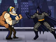 Batman Defend Gotham