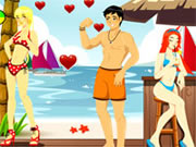 flirting games at the beach movie free online free