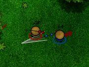 Spear and Katana