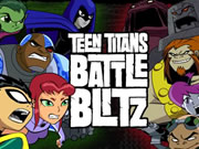 Teen Titans Battle Blitz