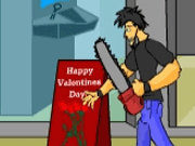Valentines Day Chainsaw Massacre