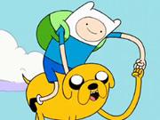 Adventure Time Jungle