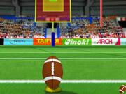 American Football Kicks Sport