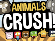 Animals Crush Match 3