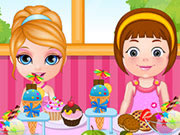 Baby Barbie Birthday Party