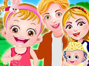 Baby Hazel Family Picnic a Free Games