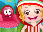 Baby Hazel Spa Bath a Free Games