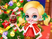 Barbie and Ken Xmas Babies