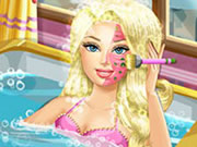 Barbie Ball Spa Ritual a Free Games