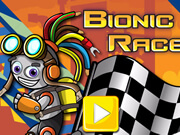 Bionic Race Running