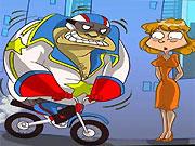 Boby Nutcase Moto Jumping