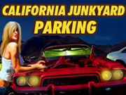 California Junkyard Parking