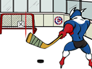 Capitaine Cage Hockey