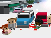 Chicken Jump Bloody Winter a Free Games