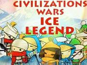 Civilization Wars Ice Legend