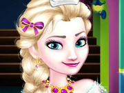 Elsa Goes to High School
