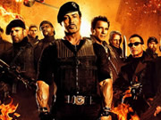 The Expendables 2 D and D
