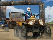 Extreme ATV Offroad Race