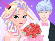 Frozen Wedding Rush a Free Games