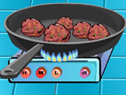 Cooking Show Greek Meat Balls