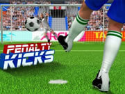 HTML5 Penalty Kicks