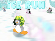 Ice Run RumbleSushi 3D