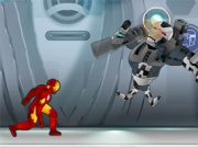 Iron Man The Riot of The Machines