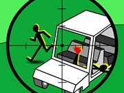 Kill Stickmen Golf