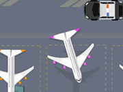 LAX Airbus Parking