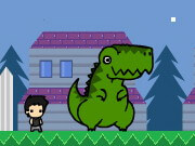 Me and My Dinosaur a Free Games