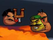 Mustache Attack a Free Games