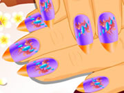 Barbie's Nail Salon Makeover - Play Free Online Games On ...