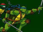 Ninja Turtles Shootdown