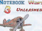 Notebook Wars 3 Unleashed a Free Games