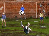 Overhead Kick Champion