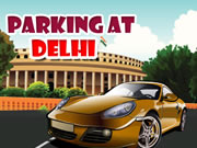 Parking at Delhi