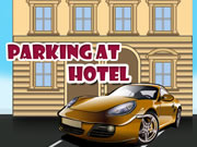 Parking at Hotel