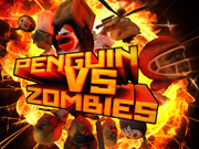 Penguin VS Zombies