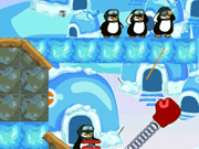 Penguins Counter Attack