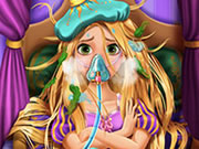 Rapunzel Flu Doctor a Free Games