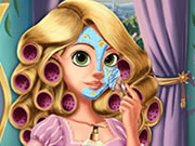 Rapunzel Real Makeover a Free Games