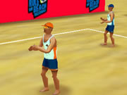 Rule the Beach Volleyball