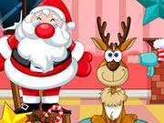 Santas Reindeer Care