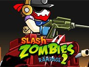Slash Zombies Rampage 2 a Free Games