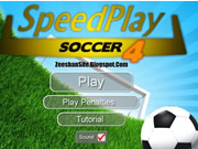 Speed Play Soccer 4