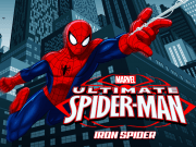 Spiderman Iron Spider