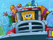 Spongebob Snow Plow