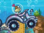 Spongebob Tractor 2