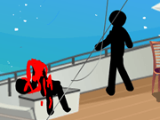 Stickman Death Yacht